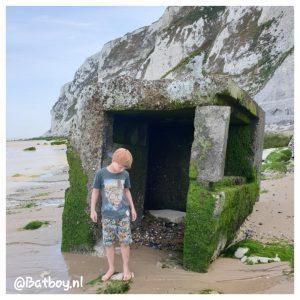 bunker, cap blanc nez