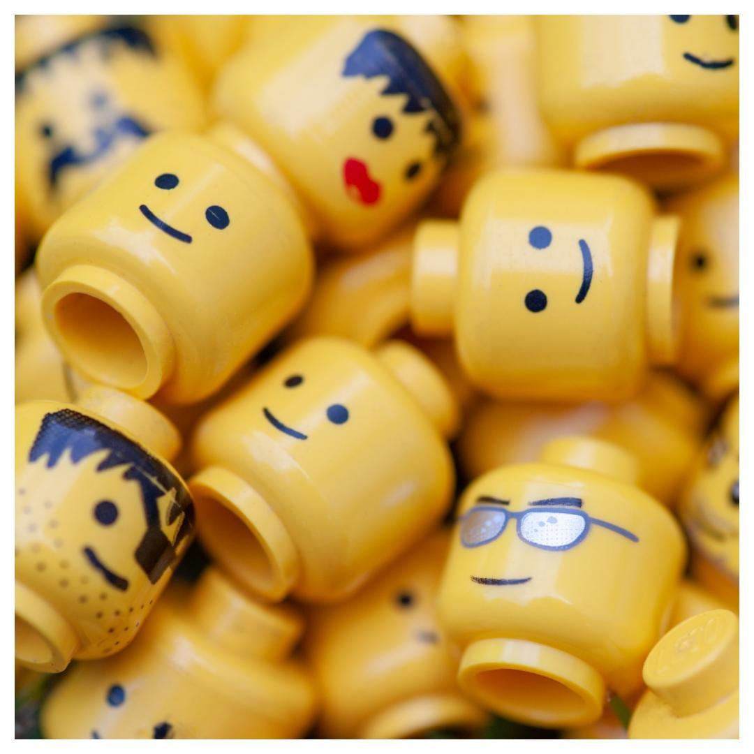 bouwsteentjes, lego