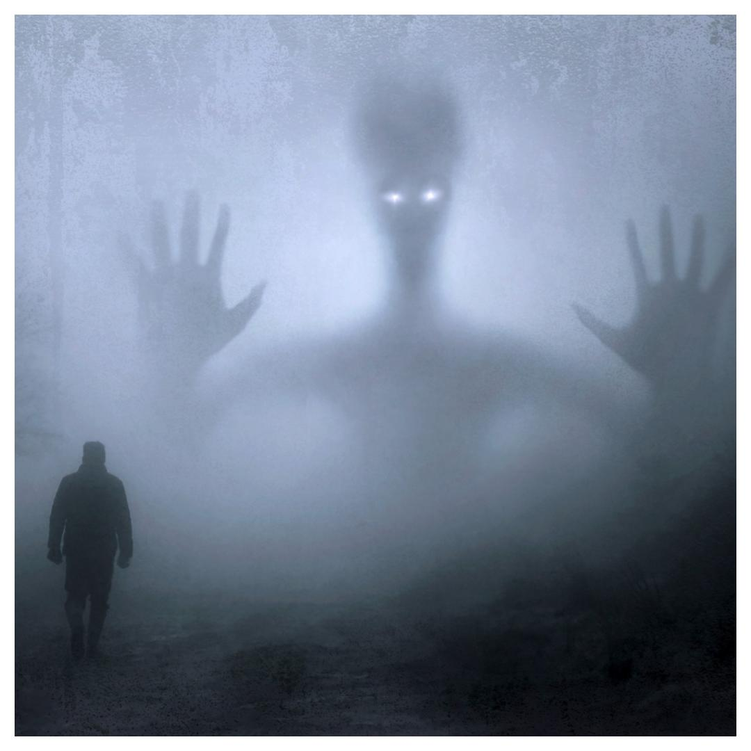 nachtmerries, enge dromen