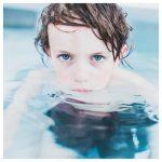 zwemfeestje, bezorgd, zwemmen, kinderfeestje