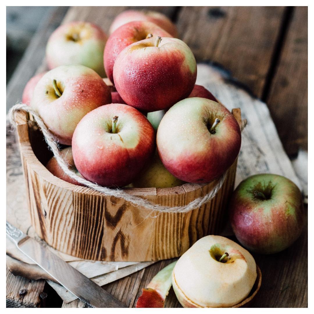 apfelschnitten, appels