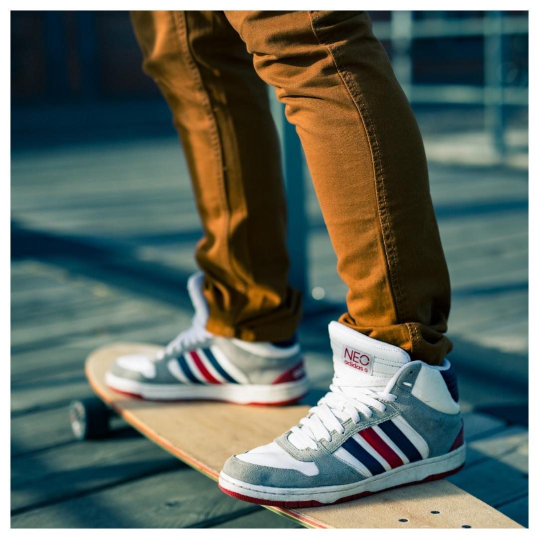 sneakers, sportschoenen