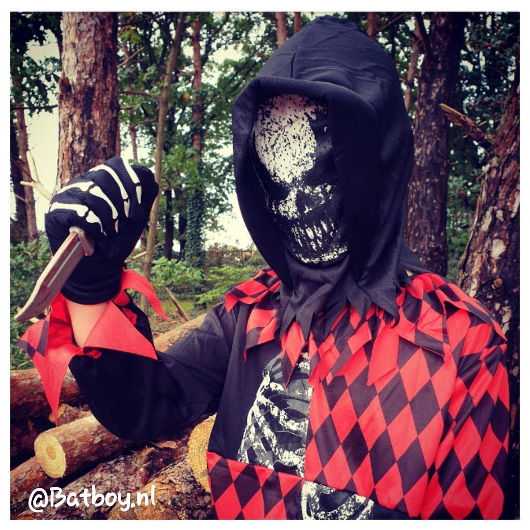 Dè griezeligste Halloween outfits voor jongens