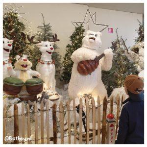 kerstafdeling