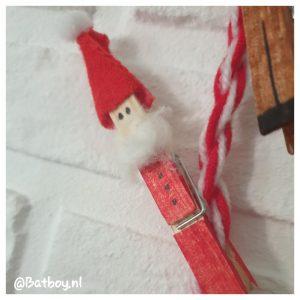 kerst, wasknijpers