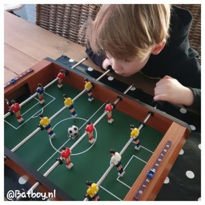 tafelvoetbal, spelletjes, mini speeltafel