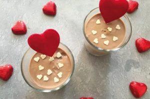 valentijns hapjes, valentijn