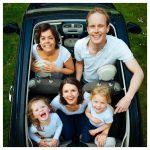 gezin, auto, gezinsauto, gezinsauto's, auto's