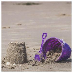 strandspeelgoed, strand