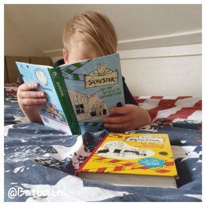 boeken, kinderen vanaf acht jaar