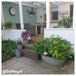 veranda, accessoires