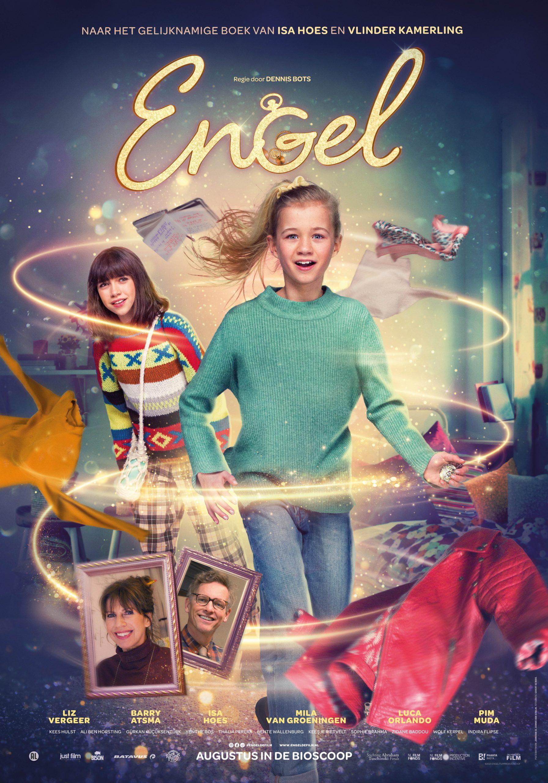 Win kaartjes voor de magische jeugdfilm Engel