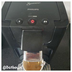 senseo quadrante, koffiezetapparaat