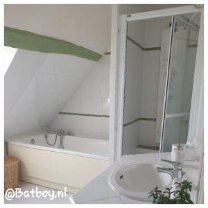 badkamer, bed & breakfast frankrijk
