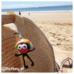 la baule, strand, frankrijk, zee, baai