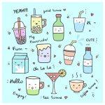 school, drinken, kind