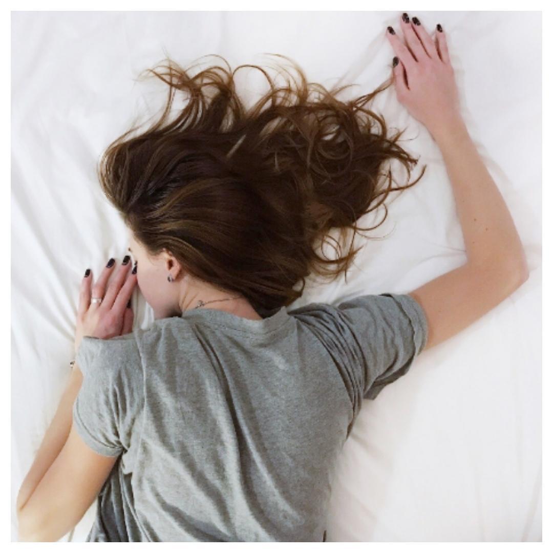 nachtkleding, bed, slapen
