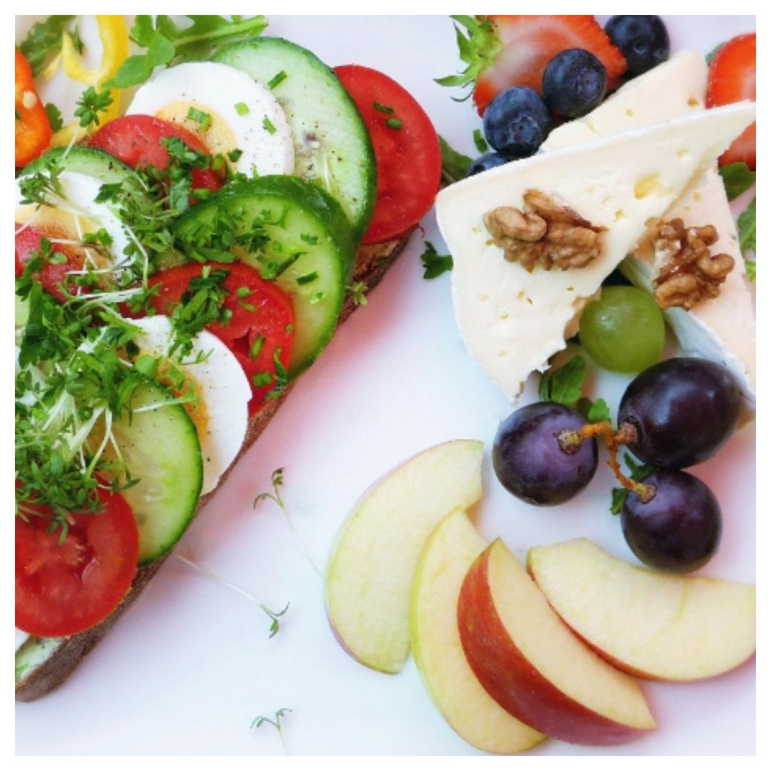 broodtrommel, gezonde snacks